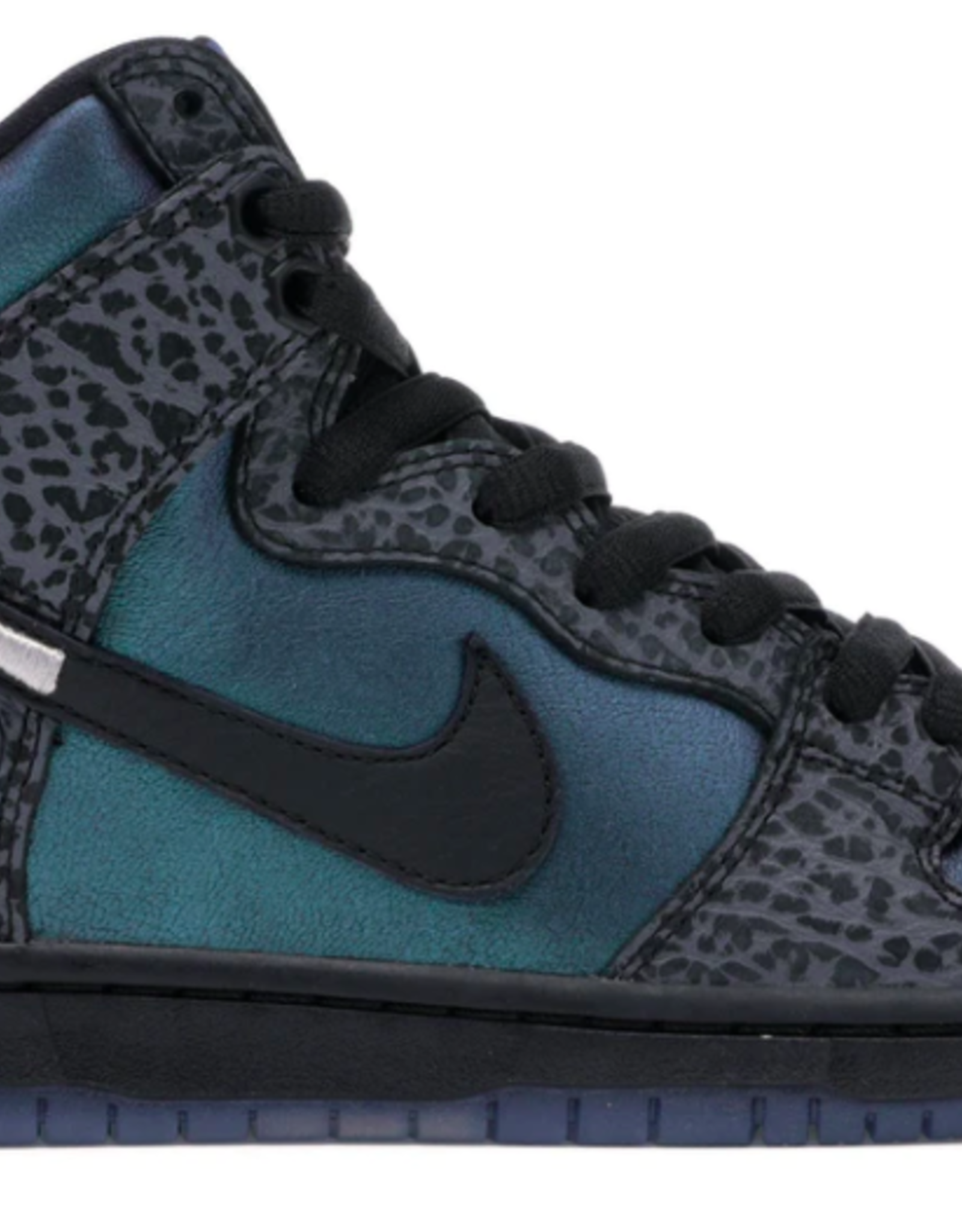NIKE Nike SB Dunk High Black Sheep Hornet