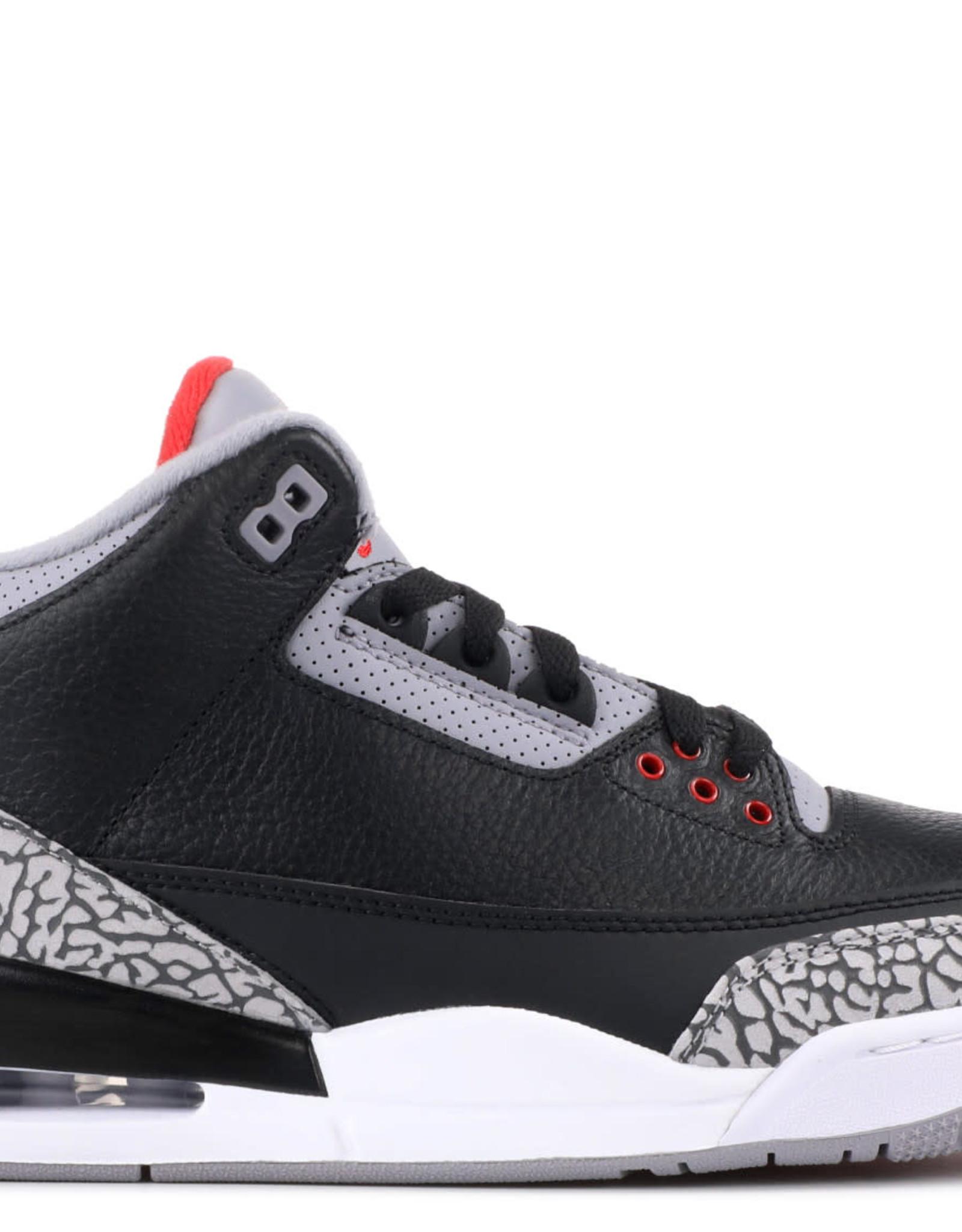 JORDAN Jordan 3 Retro Black Cement (2018)