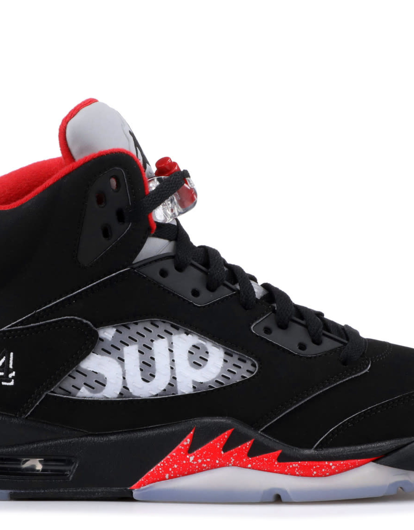 "JORDAN 5 RETRO "" SUPREME BLACK"""