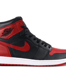 "JORDAN AIR JORDAN 1 RETRO HIGH OG ""BANNED, BRED"""