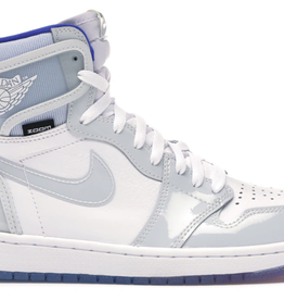 1 Retro High Zoom White Racer Blue
