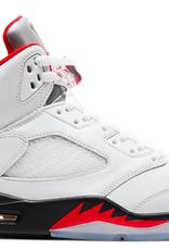 JORDAN Jordan 5 Retro Fire Red Silver Tongue (2020)