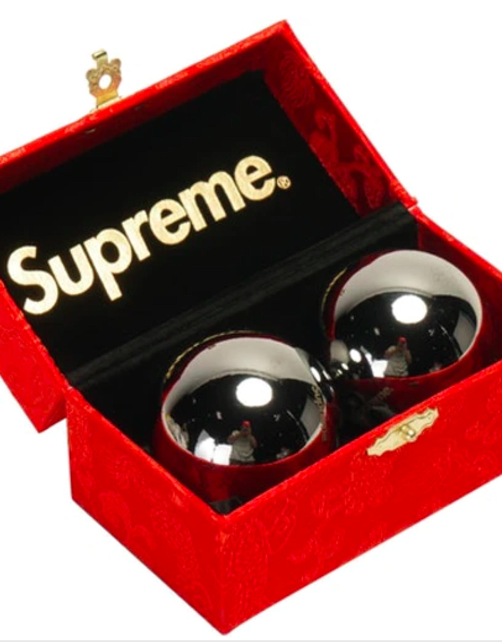 SUPREME Baoding Balls Silver FW15