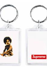 SUPREME SUPREME BIGGIE KEY CHAIN FW11