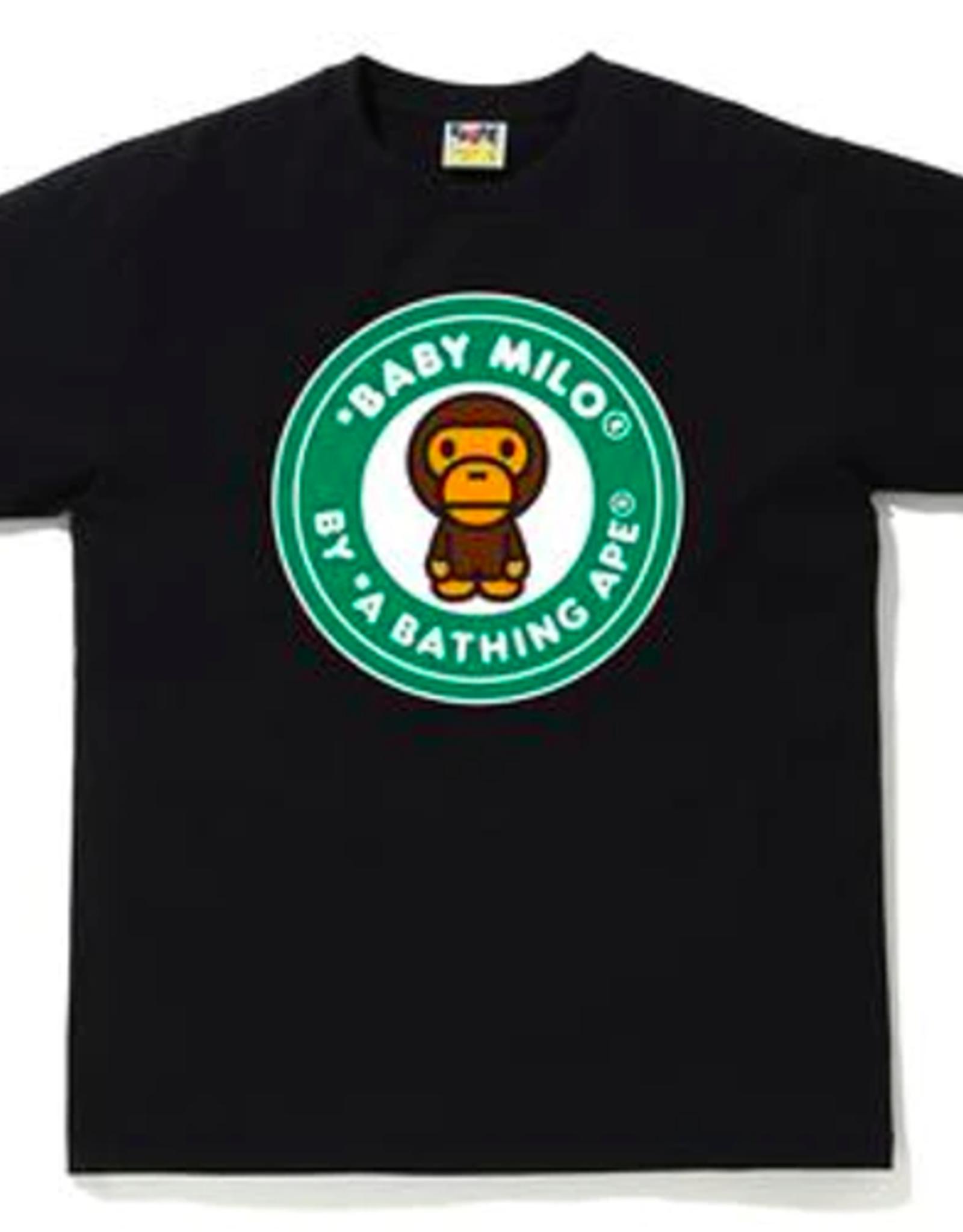 BAPE BAPE Colors Busy Works T-Shirt Black/Green