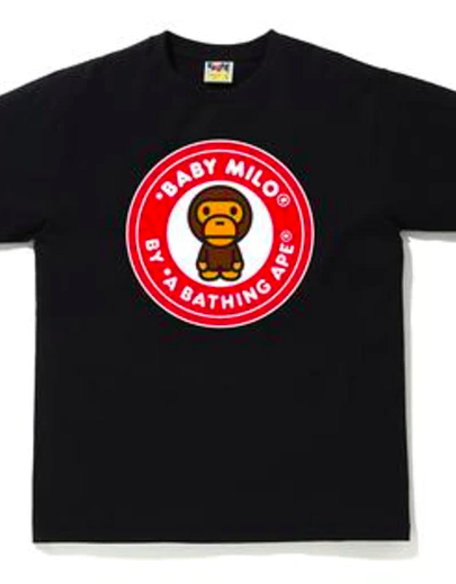 BAPE BAPE Colors Busy Works T-Shirt Black/Red
