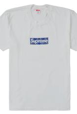 SUPREME Supreme Bandana Box Logo Tee White