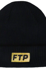 FTP FTP 10 Year Logo Beanie Black