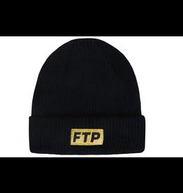 FTP FTP 10 Year Logo Beanie Black