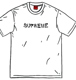 SUPREME Morph Tee White LARGE