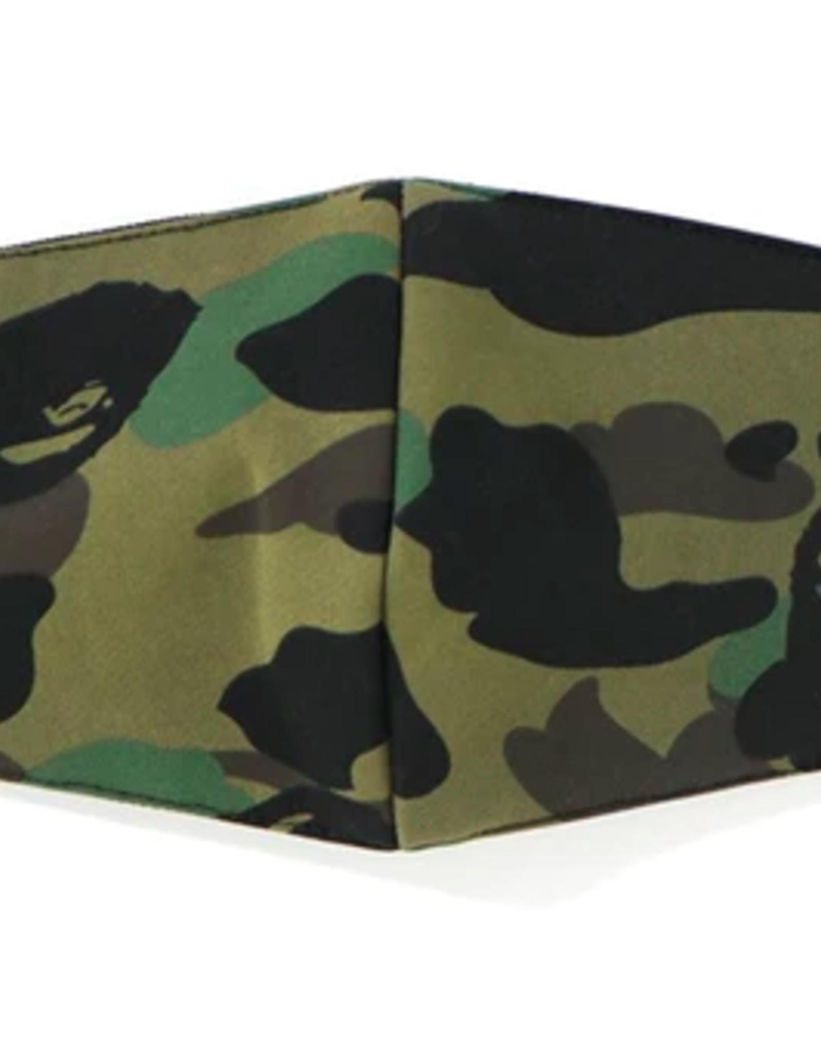 BAPE Full 1st Camo Mask