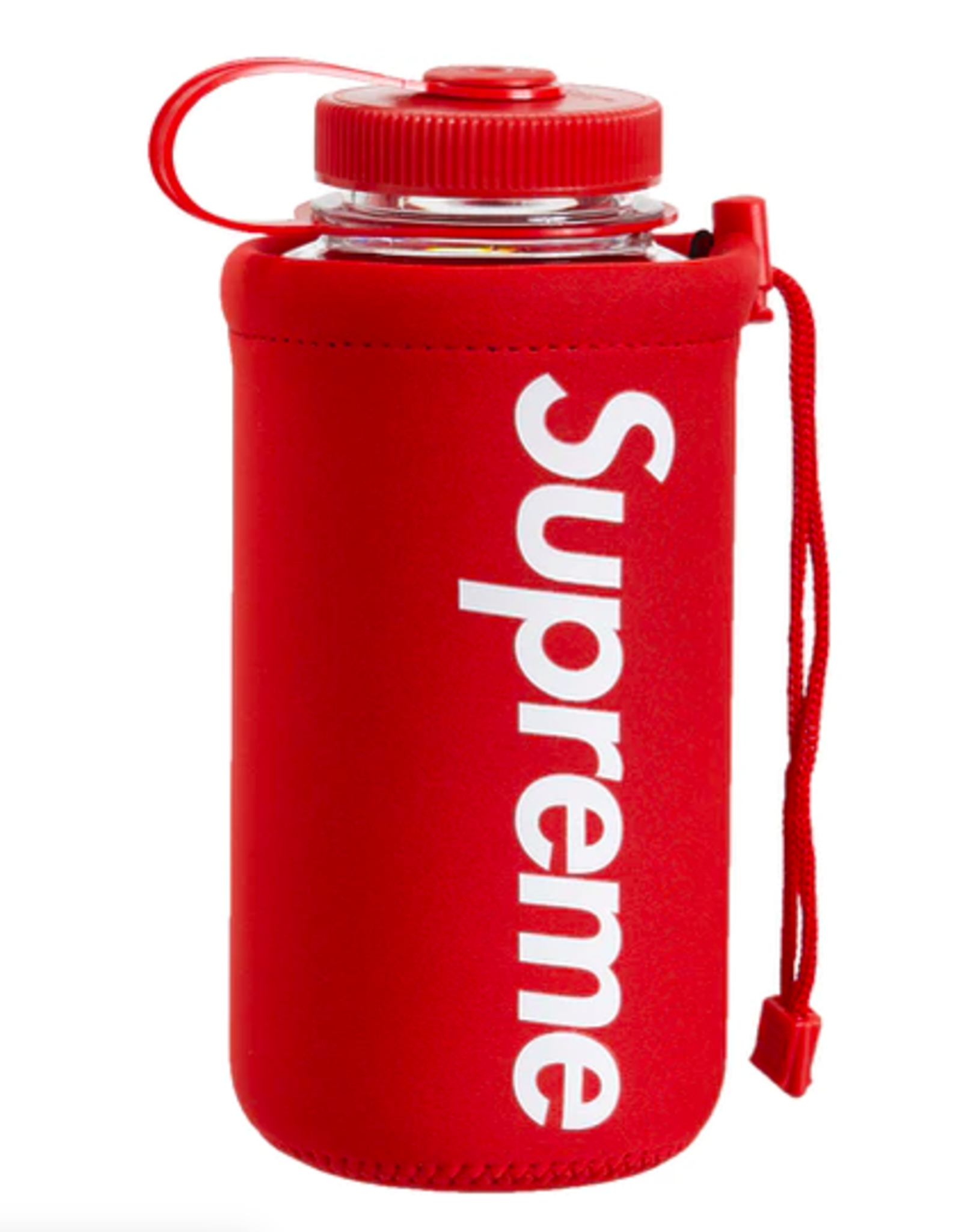 SUPREME Supreme Nalgene 32 oz. Bottle Red