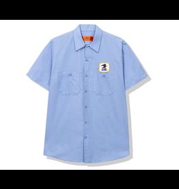 ASSC x USPS Work Shirt Light Blue
