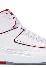 JORDAN 2 Retro White Red (2014)