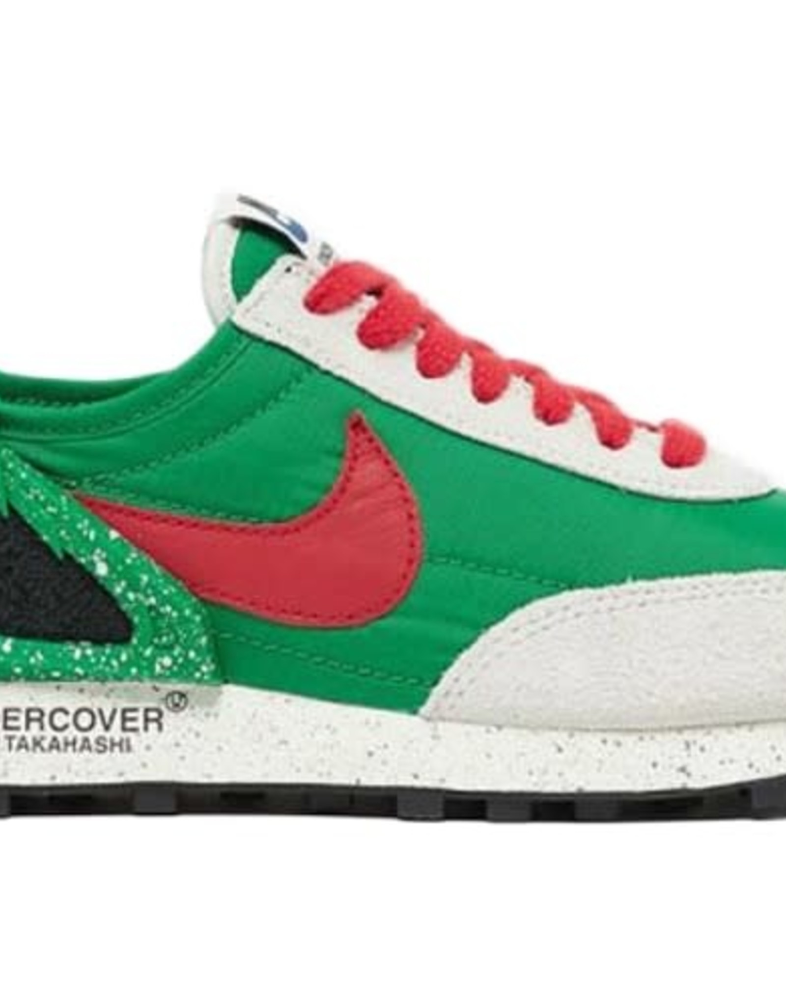 NIKE Daybreak Undercover Lucky Green Red (W)