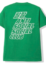 ASSC MIDNIGHT CLUB GREEN TEE