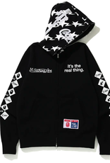 BAPE BAPE x Coca Cola Full Zip Hoodie Black - Large