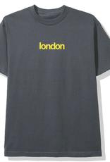 ASSC London Tee (FW19) Charcoal