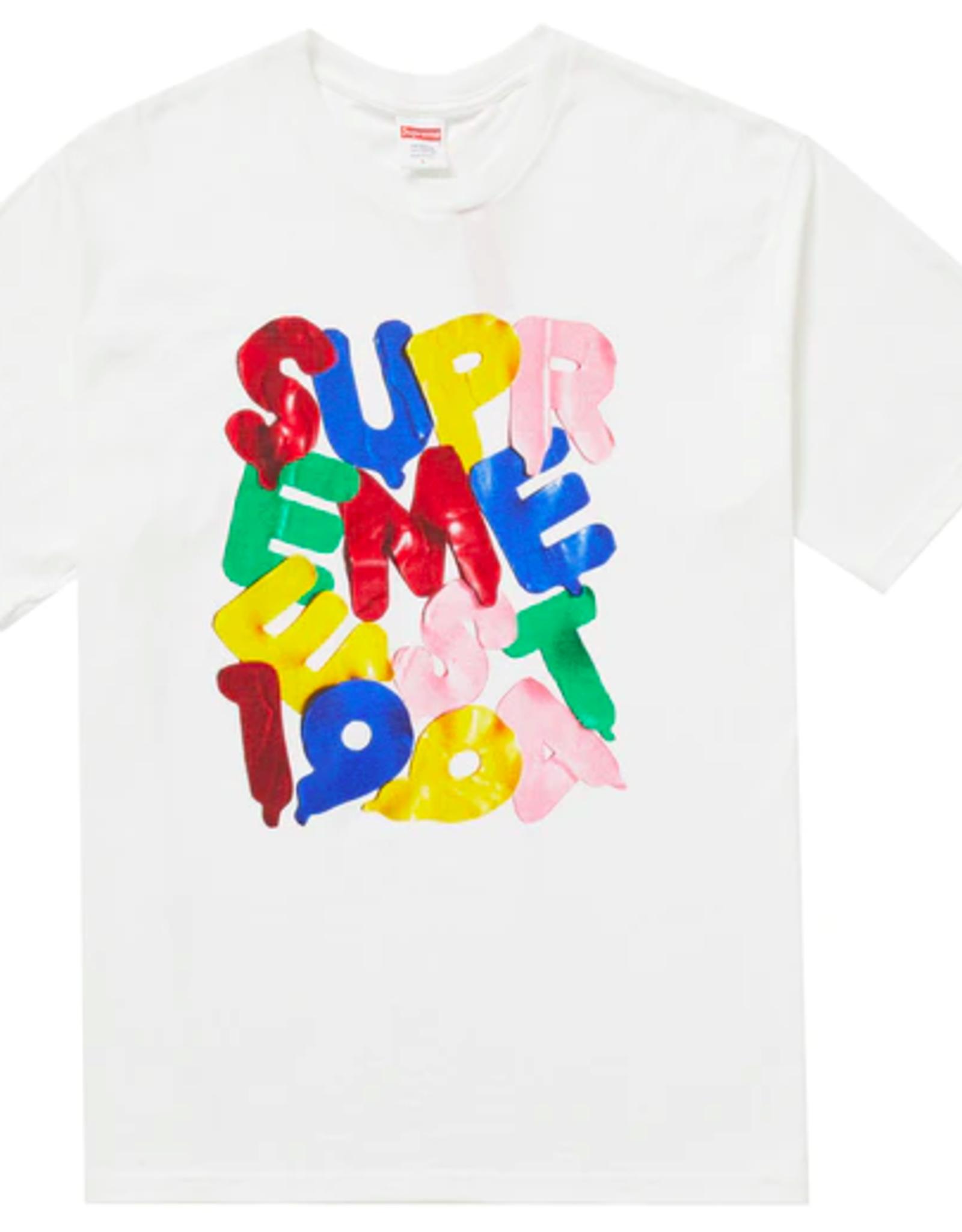 SUPREME Supreme Balloons Tee White XL