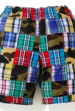 BAPE Bape Patchwork Shorts