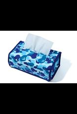 BAPE ABC Camo Tissue Cover Blue