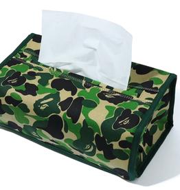 BAPE ABC Camo Tissue Cover Green