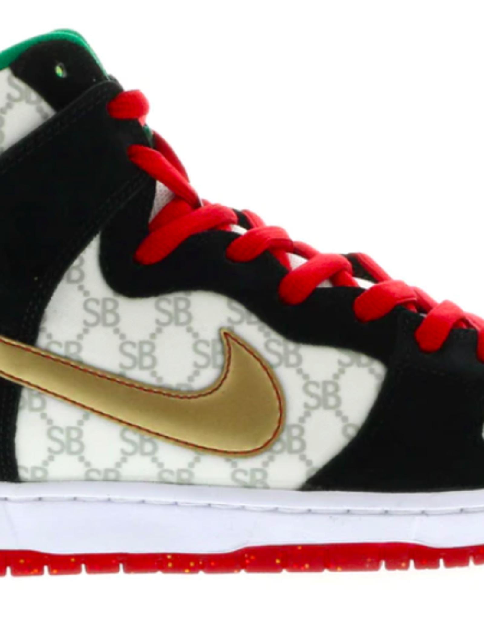 """NIKE Nike Dunk SB High Black Sheep """"Paid in Full"""""""