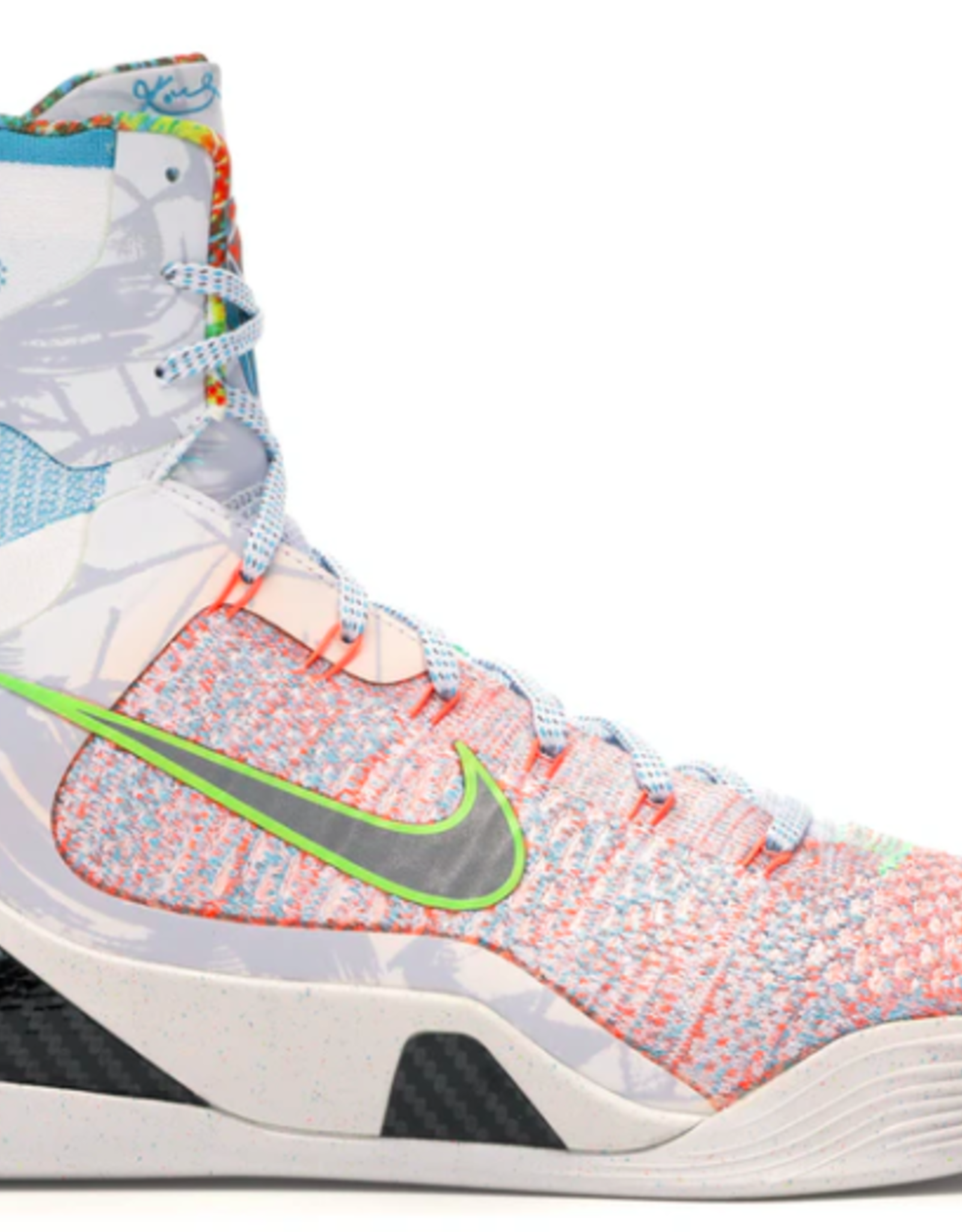 NIKE Nike Kobe 9 Elite What the Kobe