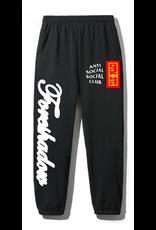 ASSC Anti Social Social Club x CPFM Sweatpants Black