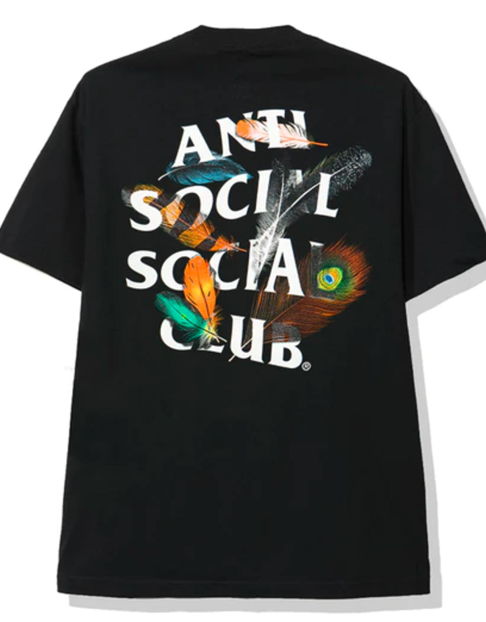 ASSC Anti Social Social Club Birdbath Tee Black