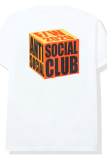 ASSC Anti Social Social Club I Wish I Was Wrong Tee White