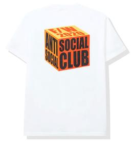 ASSC Anti Social Social Club I Wish I Was Wrong Tee White