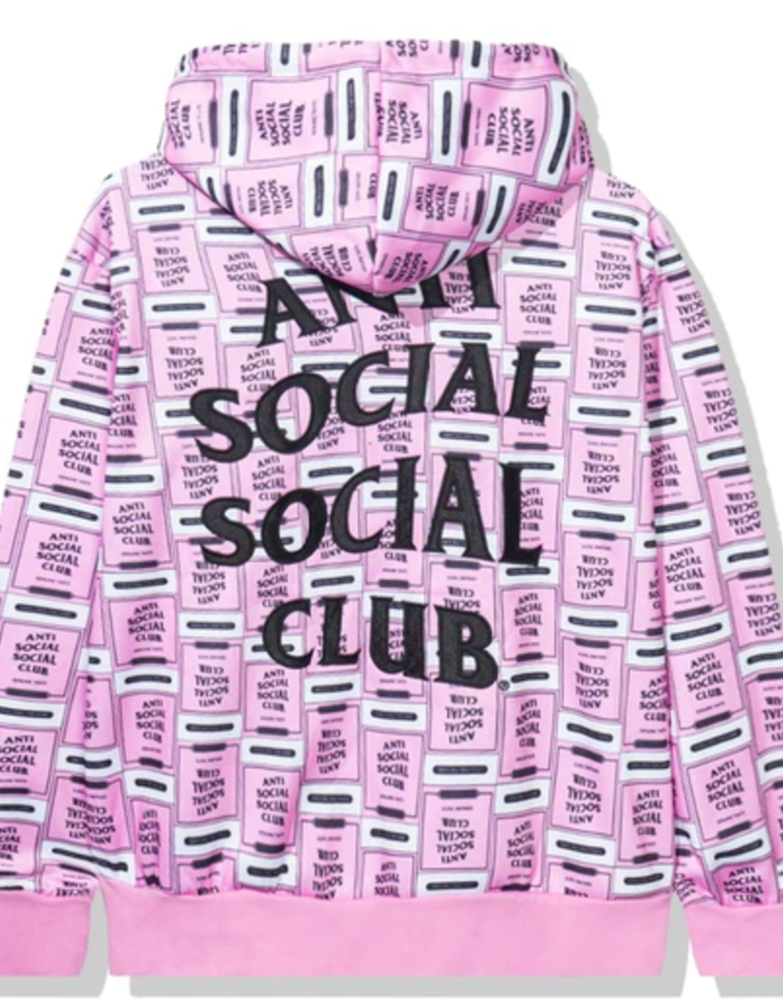 ASSC Anti Social Social Club Balcony Hoodie Multi