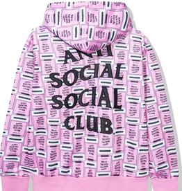 ASSC Anti Social Social Club Balcony Hoodie Multi