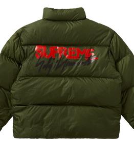 SUPREME Supreme Yohji Yamamoto Down Jacket Olive - XL