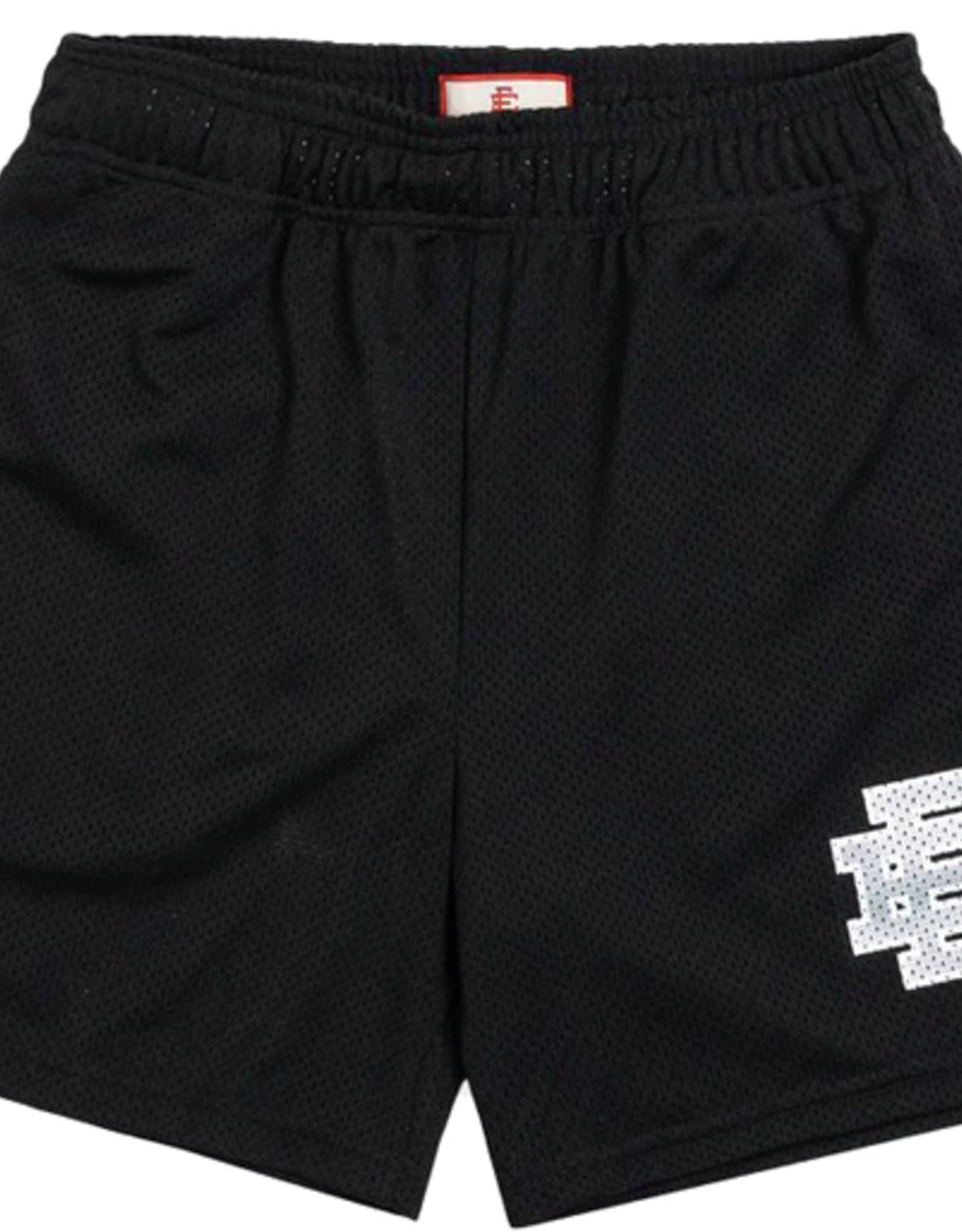 ERIC EMANUEL Eric Emanuel EE Basic Short Black/White/Silver Metallic