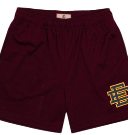 ERIC EMANUEL Eric Emanuel EE Basic Short Burgundy/Navy/Yellow - Large