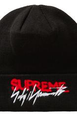 SUPREME Supreme Yohji Yamamoto New Era Beanie Black