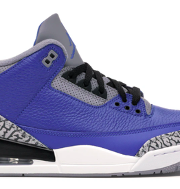 JORDAN Jordan 3 Retro Varsity Royal Cement
