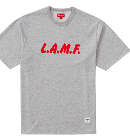 SUPREME Supreme LAMF S/S Top Heather Grey LG