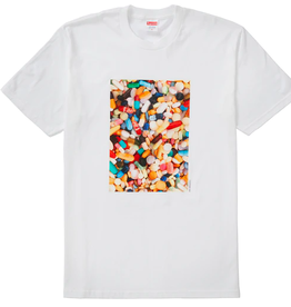 SUPREME Supreme Pills Tee White - Large