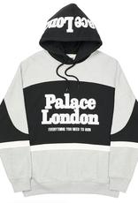 PALACE Palace Lon-Dons Hood Black - Xlarge