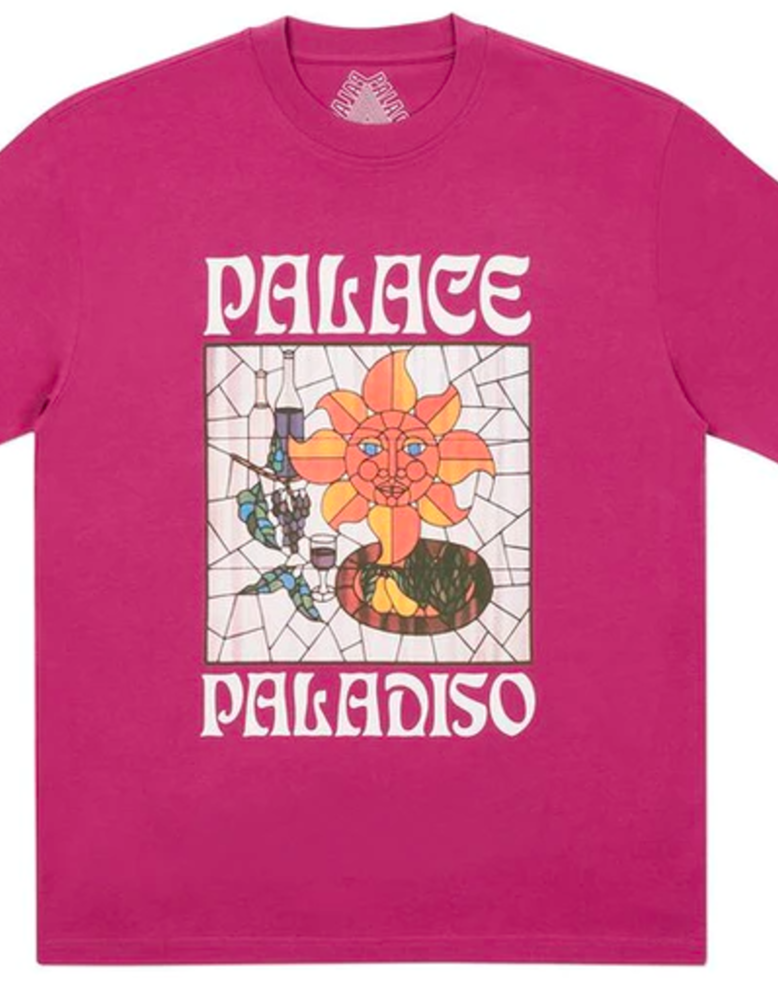 PALACE Palace Paladiso T-Shirt Wine - Medium
