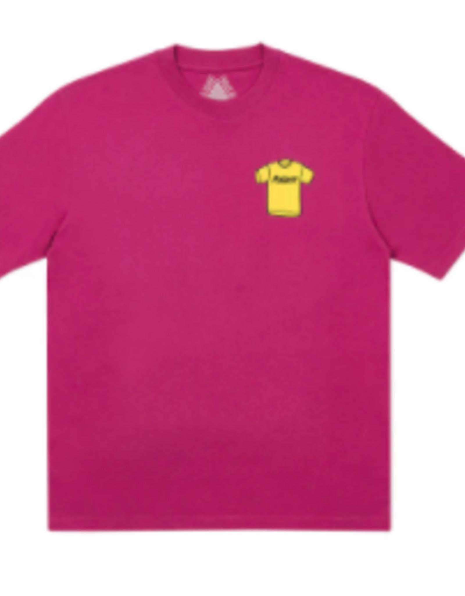 PALACE Palace T-shirt T-shirt Wine - Large