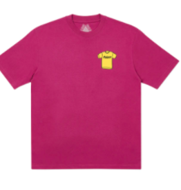 PALACE Palace T-shirt T-shirt Wine - Large