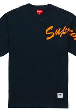 SUPREME Supreme Shoulder Arc S/S Top Navy - XL