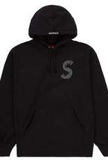 SUPREME Supreme S Logo Hooded Sweatshirt (FW20) Black - Large