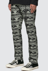 P.A.M. X NEIGHBORHOOD DENIM PANTS - XL