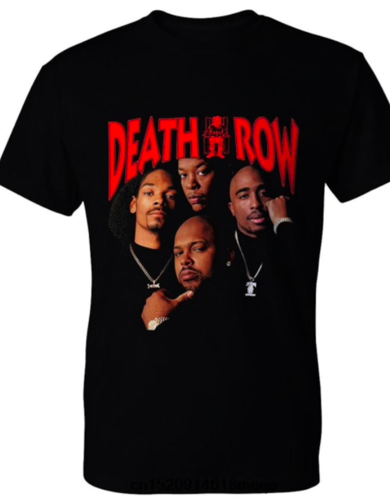 Death Row Squad Tee