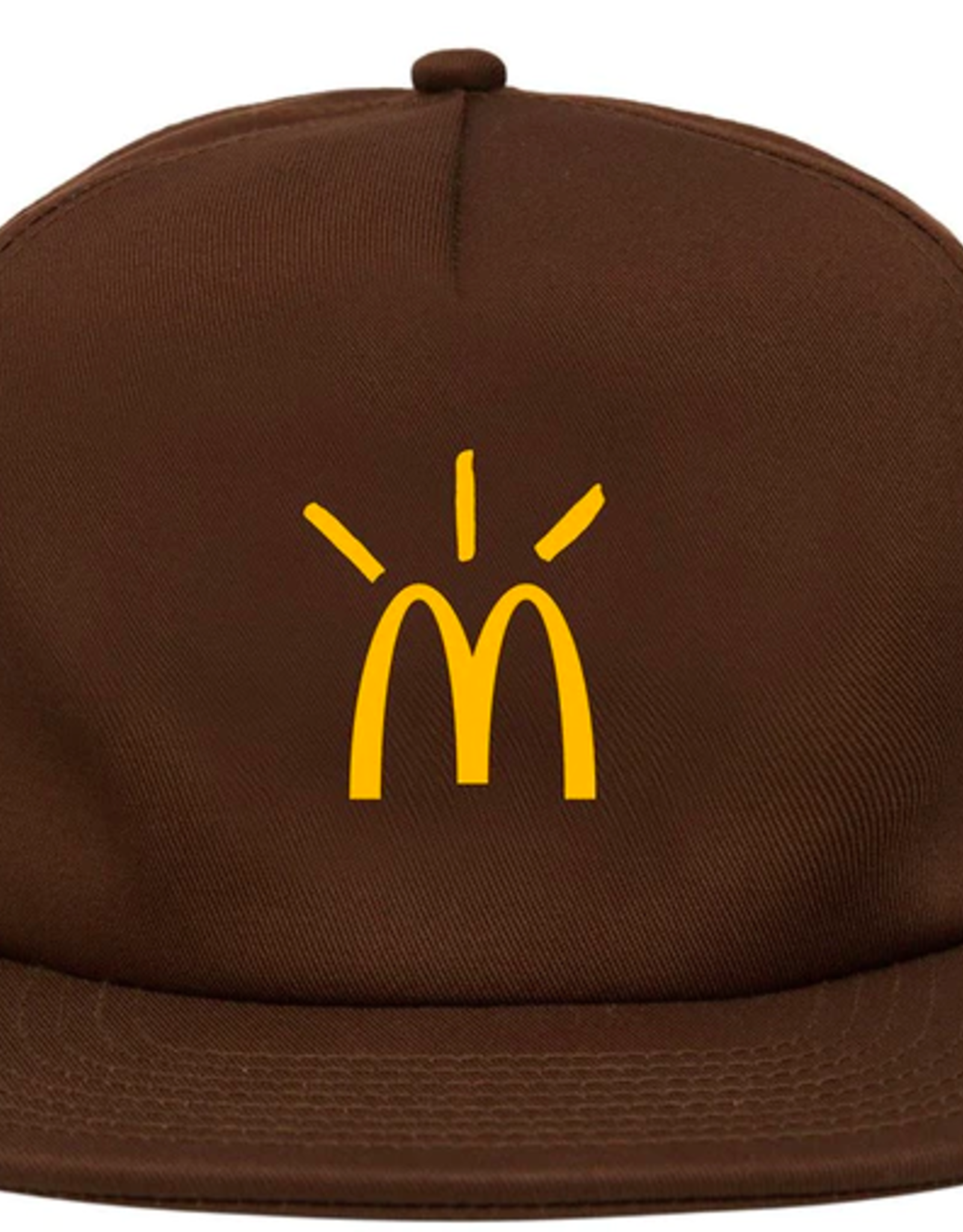 TRAVIS SCOTT Travis Scott x McDonald's Cactus Arches Hat Brown